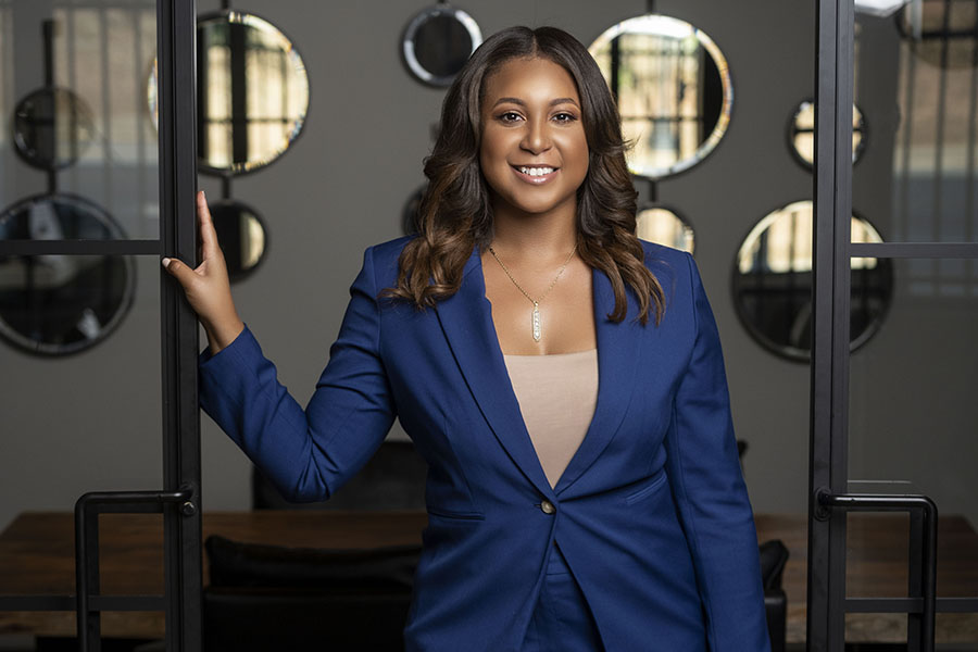 The Numbers Law Firm - Meet Our Attorneys - Ryann Brown